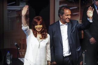 Cristina suspendió su viaje a la cumbre del G20 para estar presente en la campaña de Scioli