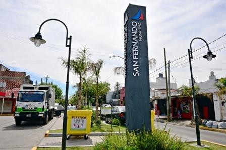 El Municipio amplió su Programa 'SanFer Recicla'