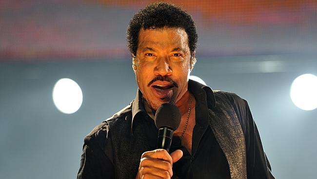 Lionel Richie viene por primera vez al país