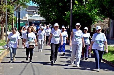 Caminata y Talleres en San Fernando por el Día Mundial de la Diabetes