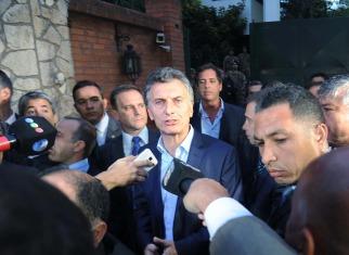"""Macri, decepcionado con la reunión con Cristina: dijo que no Hablaron detalles de la transición y que """"no valió la pena"""""""
