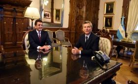 """Sergio Massa: """"Felicito a Macri por corregir el error en la designación de jueces y cumplir el procedimiento de audiencias en el Senado"""""""