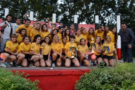 Premian a los ganadores de los Torneos Tigrenses 2015