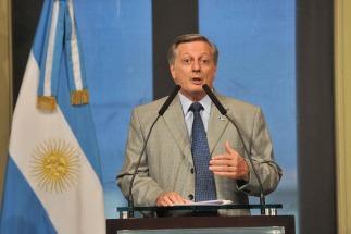 """El ministro de Energía y Minería, Juan José Aranguren, advirtió hoy que el sistema energético está """"al borde del colapso"""""""