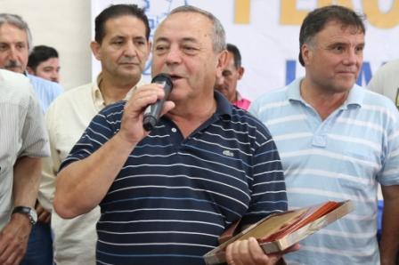 Roberto Passo reconocido por el Movimiento de Integración Peronista