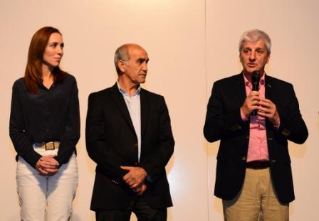 El Intendente de San Fernando participó del encuentro entre todos los jefes comunales de la Provincia de Buenos Aires que convocó la Gobernadora María Eugenia Vidal