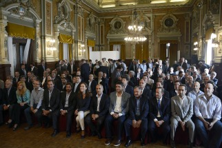 Vidal abrió el diálogo con los intendentes bonaerenses y se comprometió a trabajar en conjunto