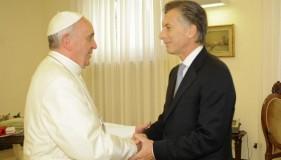 Macri llamó al Papa Francisco para saludarlo por su cumpleaños