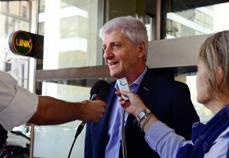 Andreotti participó de una reunión entre intendentes de la 1° Sección y el Ministro de Economía provincial