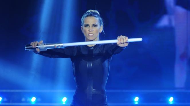 Robaron en la casa de Cinthia Fernández en Martínez mientras bailaba en Showmatch
