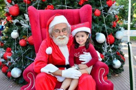 Papá Noel llegará a San Fernando antes de la Navidad