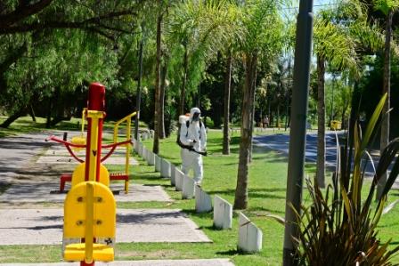 El Municipio de San Fernando puso en marcha el Programa de Prevención del Dengue