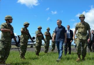 Por indicación de Macri, se pondrá en pleno funcionamiento el Sistema Federal de Emergencias
