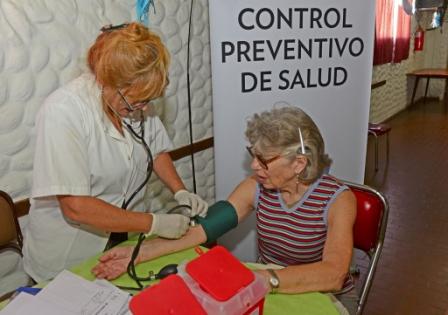 El Municipio de San Fernando brinda Talleres de Nutrición para la Tercera Edad