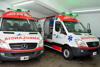 San Fernando refuerza los servicios de salud y emergencias durante las fiestas de año nuevo