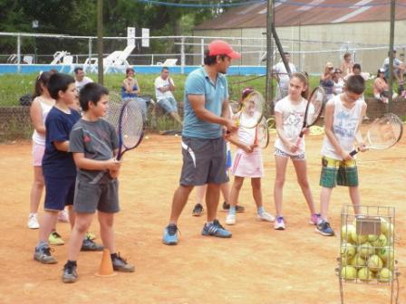 Escuelas municipales de Tigre, una opción para disfrutar del deporte durante el verano