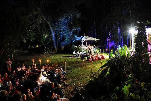 Con una gala de lujo, comenzó el Festival Ópera Tigre