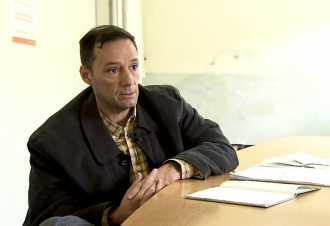 Martín Lanatta fue capturado tras volcar una camioneta en la que huía
