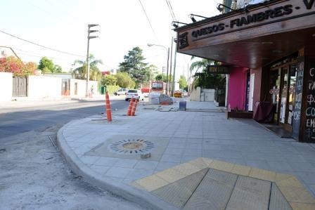 Avanza la remodelación del Paseo de los Antojos de Tigre