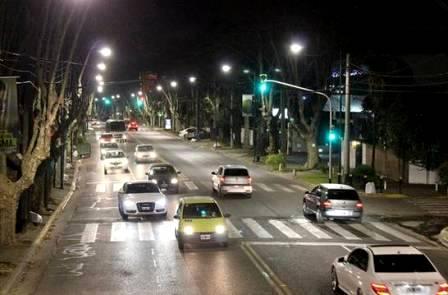 San Isidro renovó más de 4.000 luminarias.