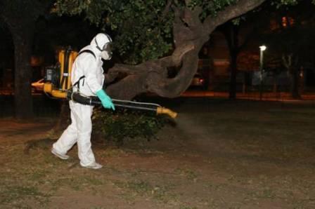 San Isidro realiza amplios operativos para prevenir el dengue.
