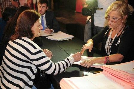 Una sola escritura se firmó en abril en toda la provincia de Buenos Aires