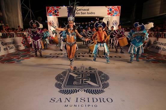 Cambio de fecha para el carnaval de Martínez