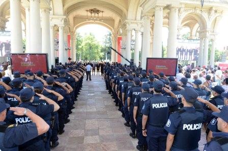 Pasaron a retiro a 51 comisarios de la Policía bonaerense