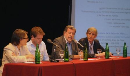 Más de 300 personas asistieron al lanzamiento del Programa de Fortalecimiento de Capacidades para Municipios