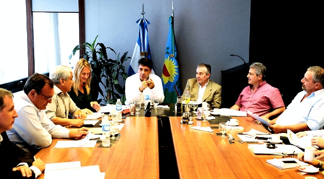 Jorge Macri se reúne con intendentes de la Segunda Sección Electoral