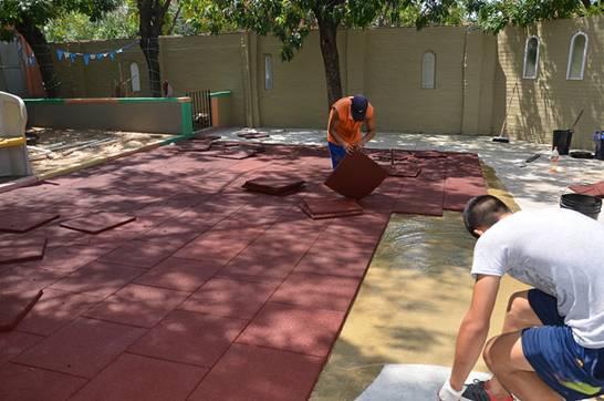 En San Isidro remodelaron todos los jardínes de infantes municipales