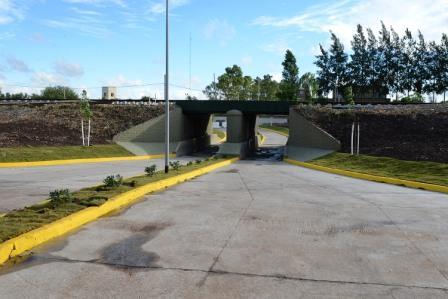 Ya se encuentra habilitado un nuevo túnel de acceso a General Pacheco