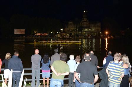 Tigre vivió la XI edición del Festival de Ochos sobre el Río Luján