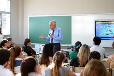 Alberto Cormillot presentó la Licenciatura en Nutrición en Tigre