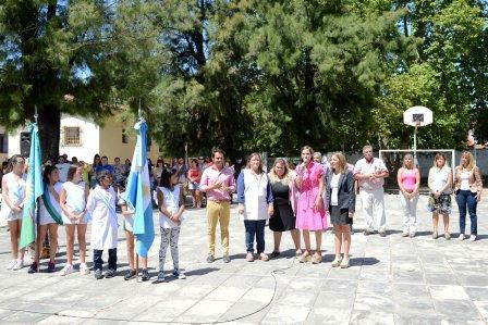 Con las aulas renovadas, comenzaron las clases los chicos de la escuela N°1 de Tigre