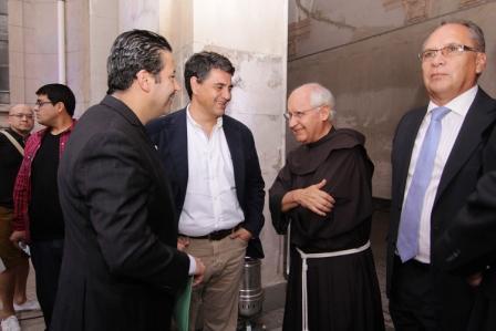 Jorge Macri participó de la firma del Pacto de San Antonio de Padua