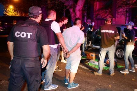 Cae banda narco tras ser detectada por las cámaras de Tigre