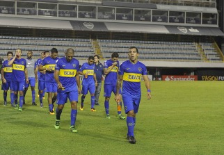 Con el debut de Guillermo, Boca empató un friccionado partido Con Racing en la bombonera y sin público