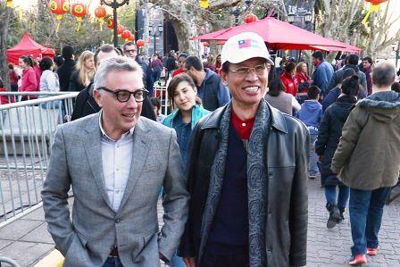 El intendente Julio Zamora visitará Taiwán junto a un grupo de empresarios tigrenses, con el objetivo de atraer inversiones y de fortalecer la relaciones comerciales entre Tigre y  Kaohsiung, la segunda ciudad más importante del país asiático.