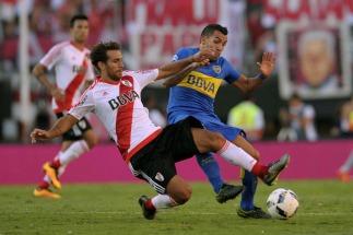 River dominó a Boca pero sólo logró un empate que poco Sirve en la lucha por el título