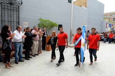 Con un edificio renovado, los alumnos de la Escuela Técnica N°5 de Tigre arrancaron las clases