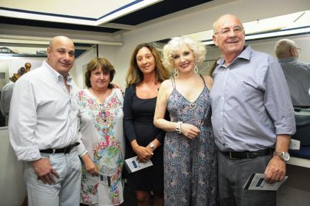 Gran homenaje de Ana María Cores a la mujer en San Isidro