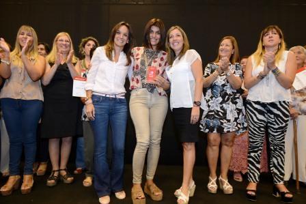 el Día Internacional de la Mujer, el Concejo Deliberante de Tigre homenajeó a vecinas por su labor social