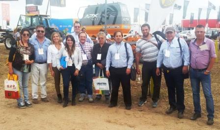 Empresas de San Martín participaron de la Feria Expoagro 2016