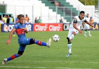 San Martín logró una ajustada victoria ante Tigre en San Juan