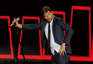Un multifacético Ricky Martin deslumbró a un Vélez colmado