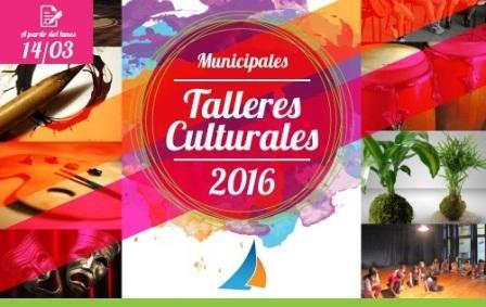 San Fernando abre la inscripción a los Talleres Culturales Municipales 2016