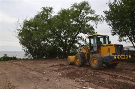 El municipio de San Isidro construirá una nueva plaza en Martínez