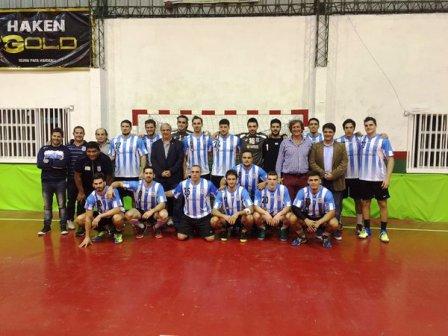 Los Gladiadores Campeones en el Torneo Ciudad de Vicente López