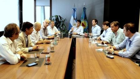 El presidente del Grupo Provincia, Jorge Macri, se reunió con intendentes de la provincia de Buenos Aires para poner a disposición de sus municipios las herramientas financieras y los servicios de gestión que ofrece el holding.